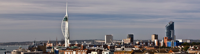 Scenic image of Portsmouth