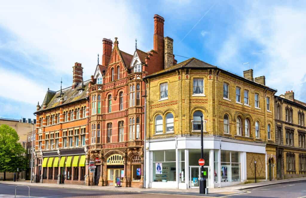 Southampton town centre