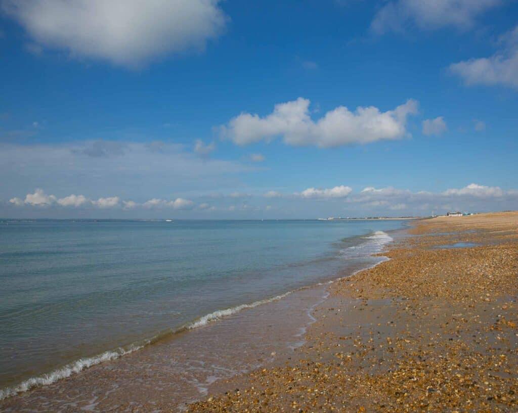 Hayling Island Removals, Hayling Island Beach