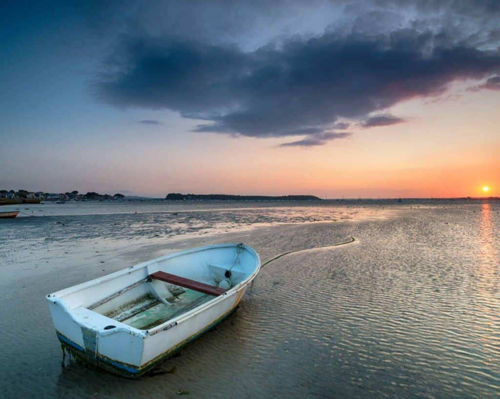 Poole Removals, Sandbanks Beach, Poole