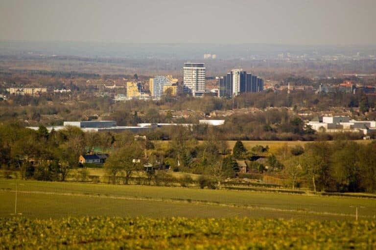 living in Basingstoke