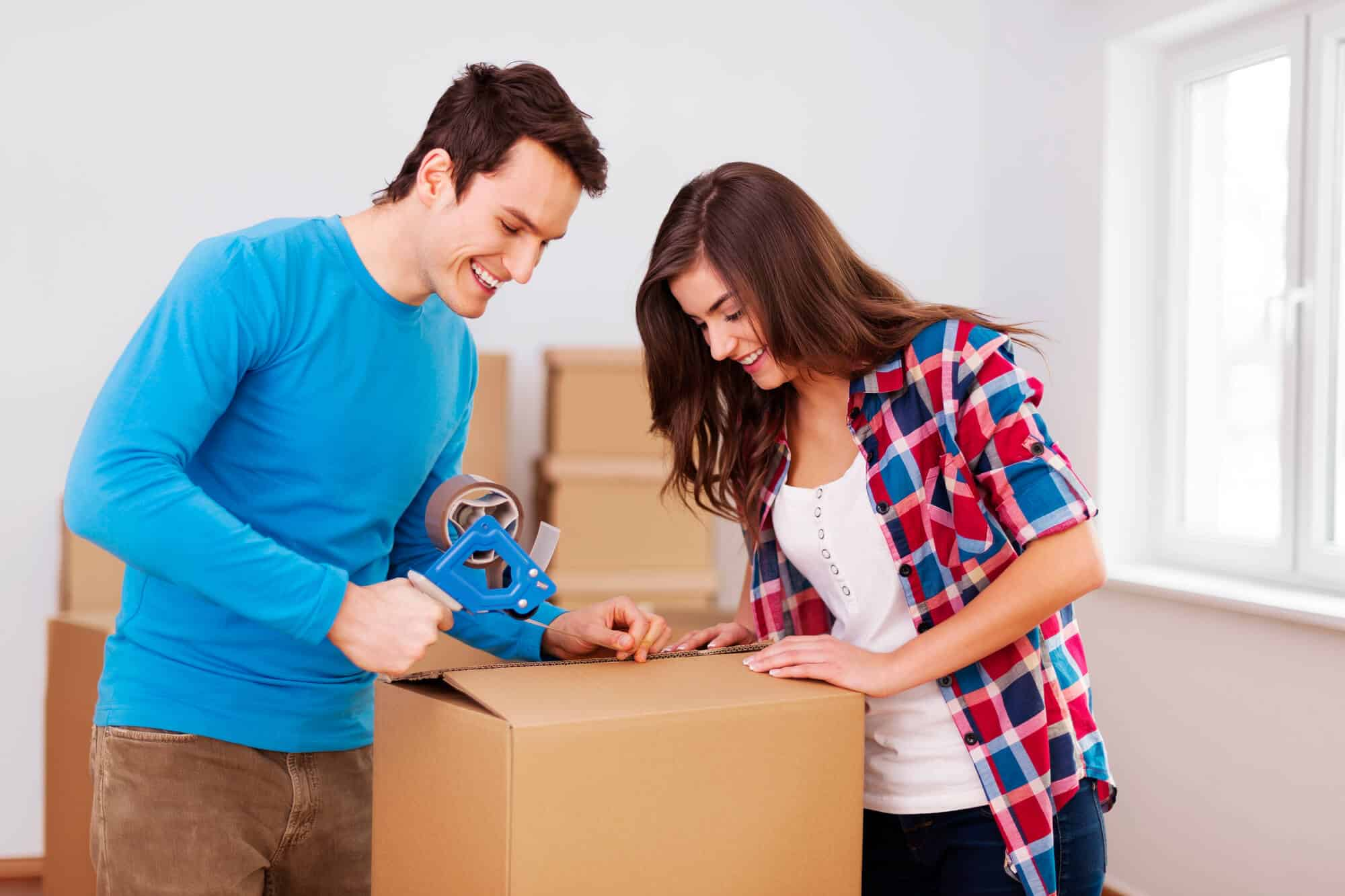 9 Ways to Streamline Packing For Moving House