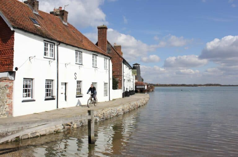 Living in Hayling Island- Hampshire