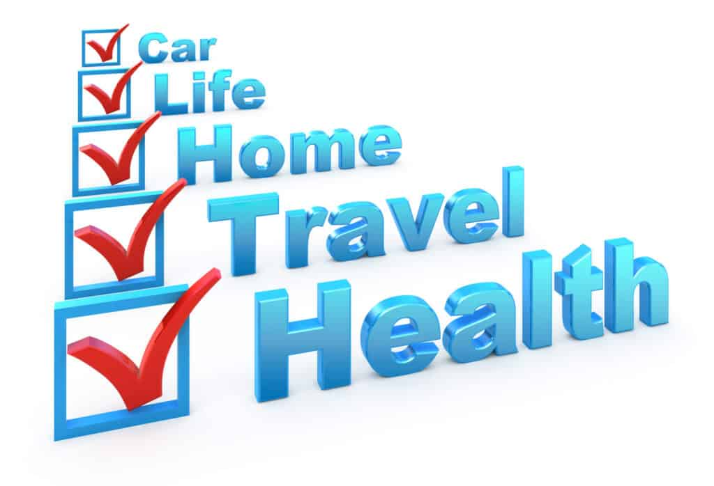 Insurance checklist for change of address