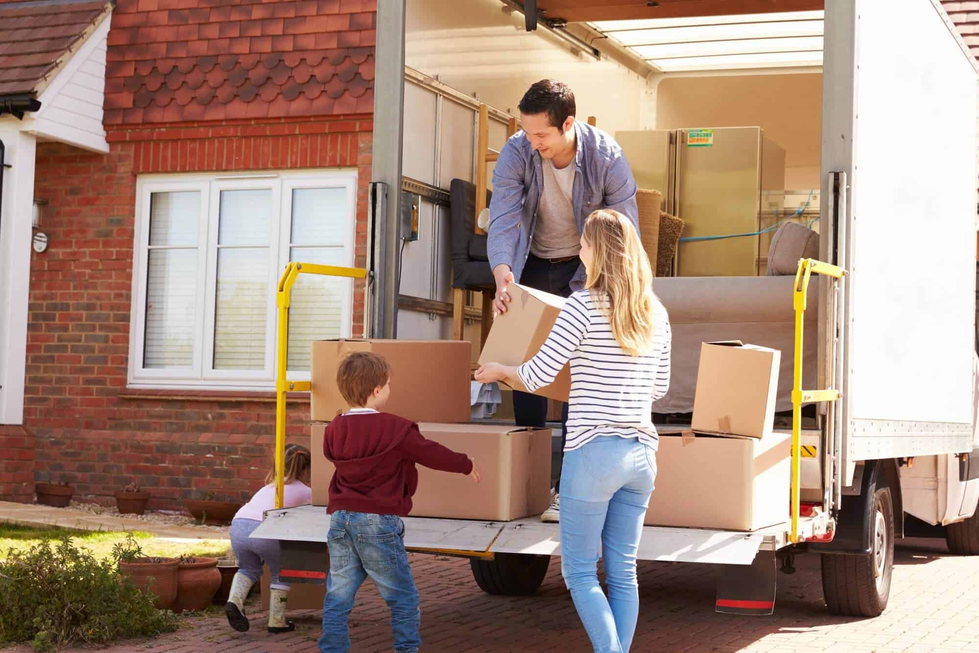 Moving House | Change Of Address Checklists