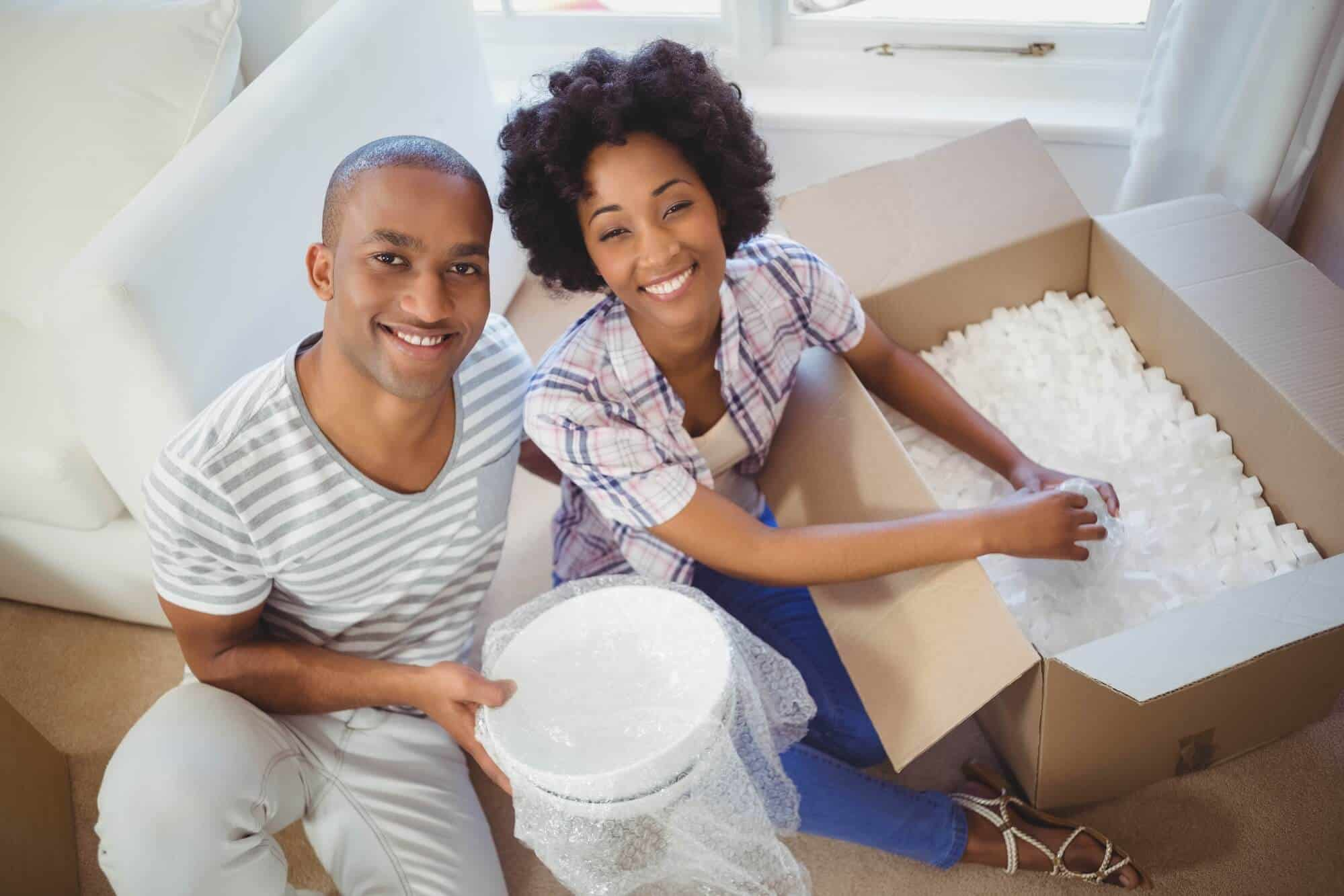 How To Pack Your Dishes and Glassware When Moving House